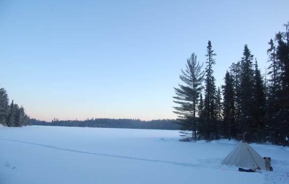 Camp Home Lake